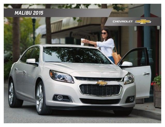 2015 Chevy Malibu   Middleburg Heights Area Chevrolet Dealer