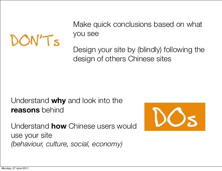 Chinese web design patterns: how and why they're different (Chui Chui Tan) Slide 72