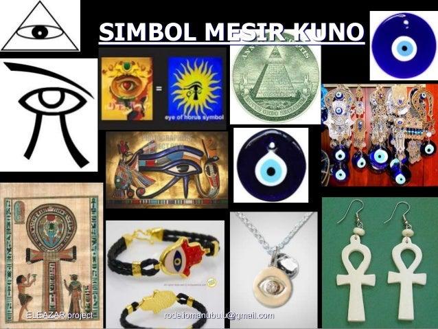 SIMBOL MESIR KUNO ELEAZAR project rodeliomanubulu@gmail.com
