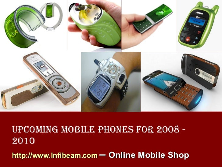 Mobile Phone Trend 2008