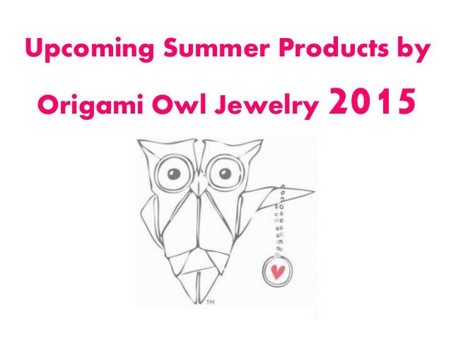 Upcoming Summer Products by Origami Owl Jewelry 2015