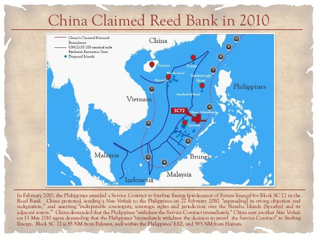 Lecture the south china sea west philippine dispute - Bank of the philippine islands head office ...