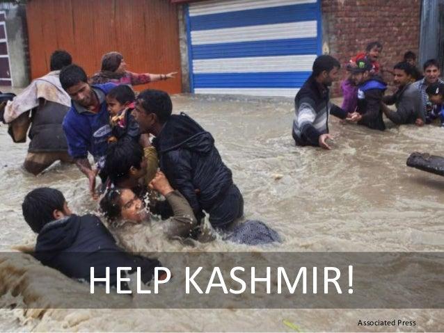 Associated Press  HELP KASHMIR!