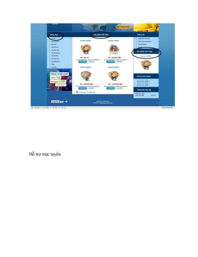 Giới thiệu về website và doanh nghiệp. Hướng dẫn đặt hàng: