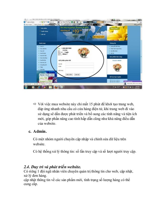 Xử lý các đơn hàng của khách hàng, cũng như kiểm tra các lỗi khi khách hàng đặt đơn hàng có thể xẩy ra. Có thể phát hiện c...