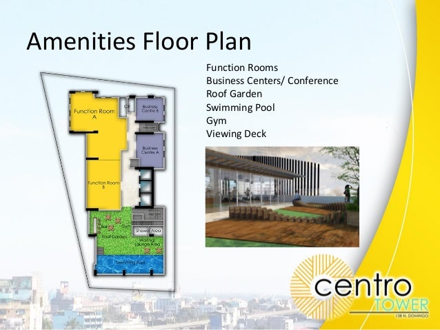 Updated Centro Tower