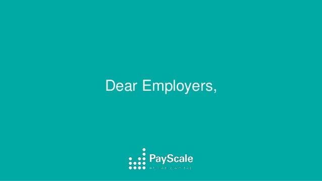 Dear Employers,