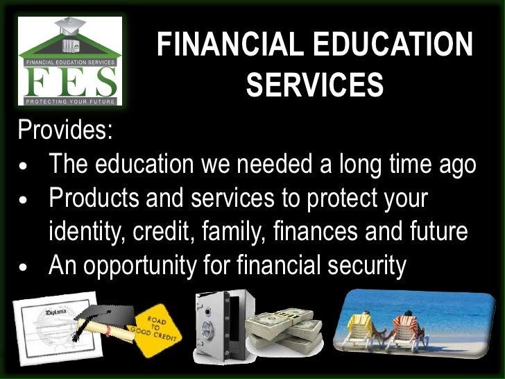 Credit Repair Education And Training