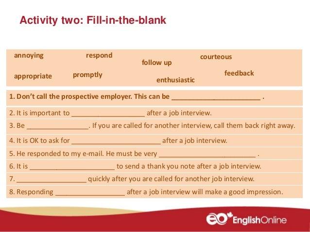 job interview follow up call - thelongwayup.info