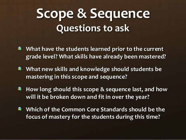scope of mathematics Nc math 3 scope & sequence a-day/b-day semester block see your teacher  to access online student discovery education math techbook nc math 3.