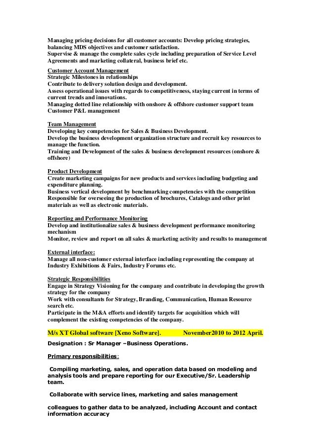 Senior IT Manager Resume Example Resume Maker  Create professional resumes online for free Sample