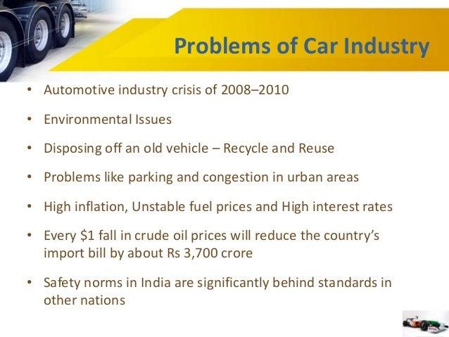 Indian car industry consumer behaviour presentation for Sliding gate motor price in india
