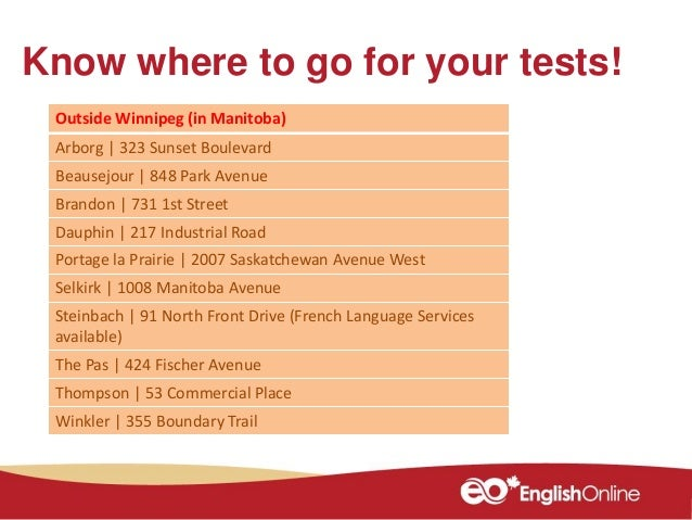 Updated getting a driver's licence in manitoba