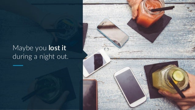 How To Find Your Lost Phone Slide 3