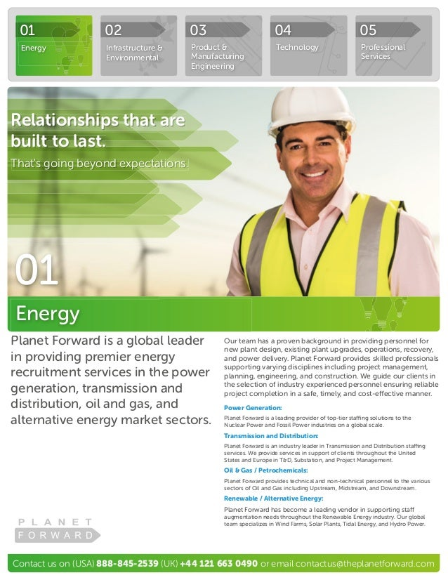 Contact us on (USA) 888-845-2539 (UK) +44 121 663 0490 or email contactus@theplanetforward.com Planet Forward is a global ...