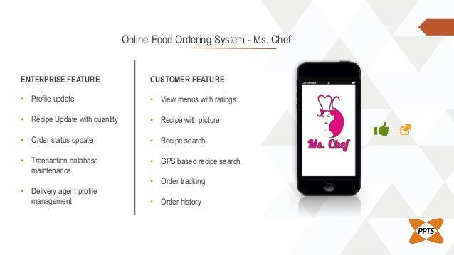 mobile app presentation PPTS