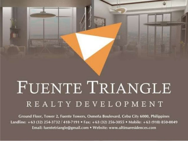 Philippine Real Estate Investments,Condominium and house and lot.