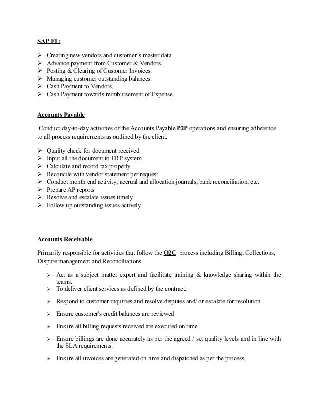 Sap Customer Master Data Resume Today Manual Guide Trends Sample