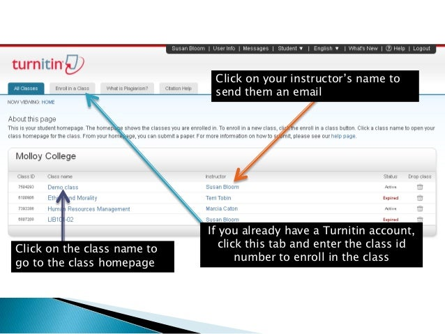 how to delete a turnitin account