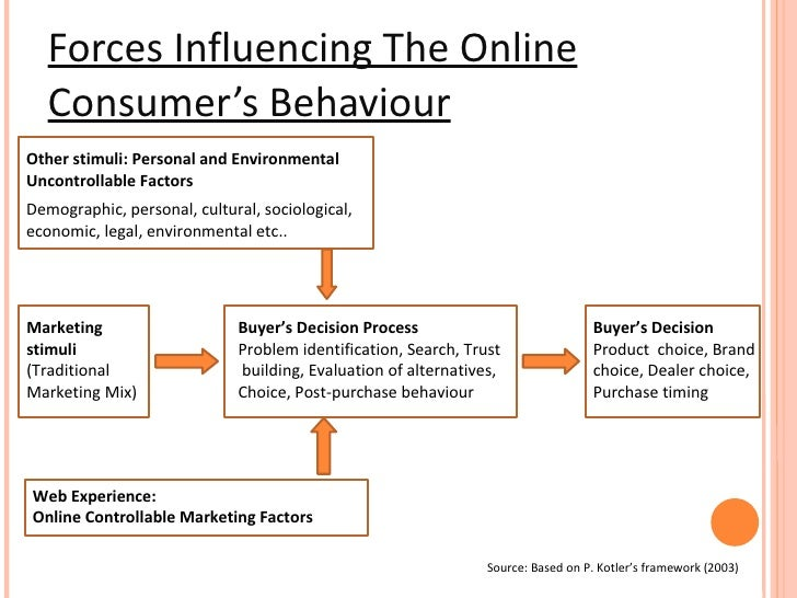 A Report on My Interviews on Consumer Decision-Making Behavior