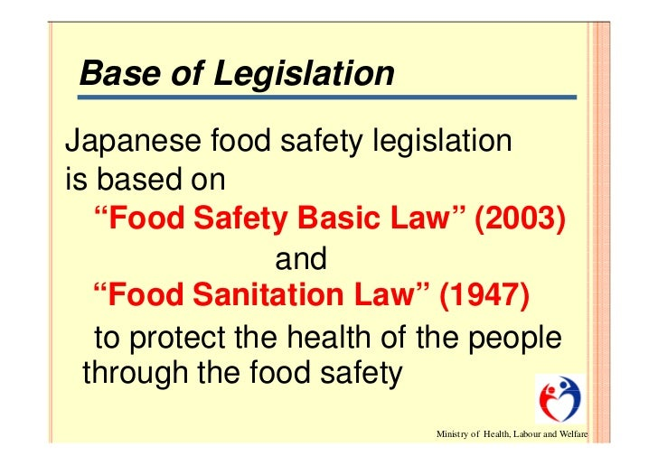 Food Safety Commission Of Japan