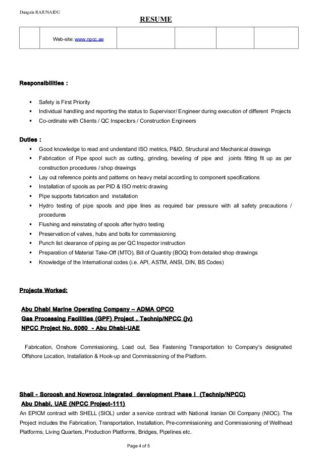 up date resume 26 08 2014