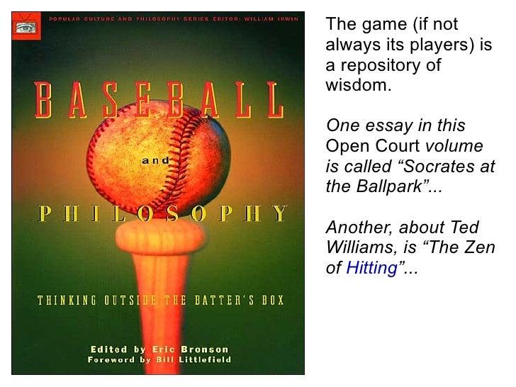 updike williams essay