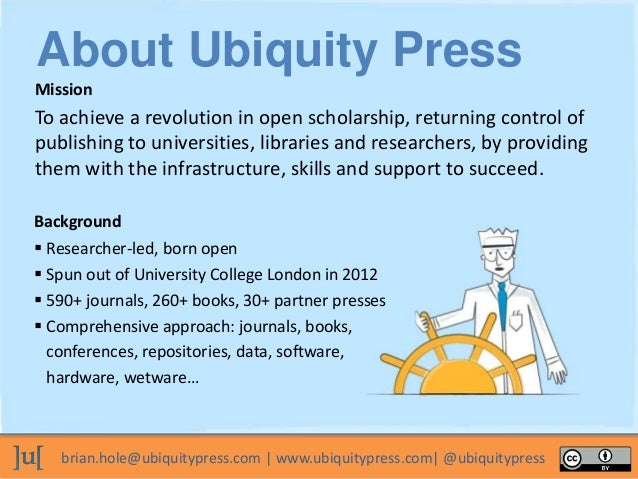 For-Profit and Unconditionally Open Slide 2