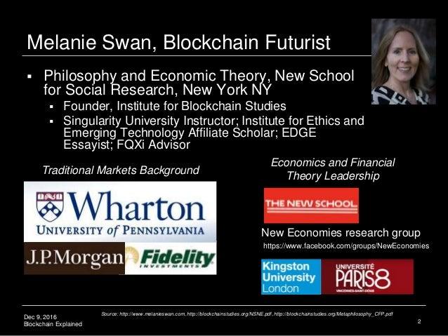 Blockchain Smartnetworks: Bitcoin and Blockchain Explained Slide 3