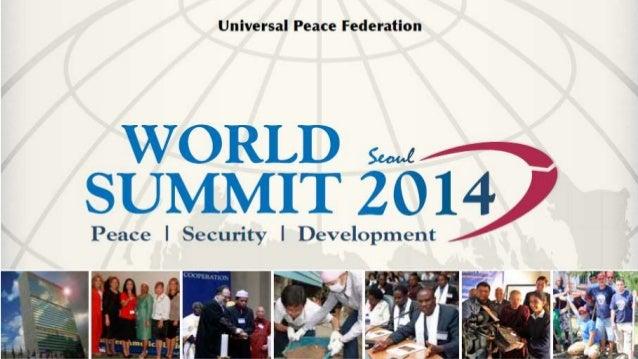 UPF Annual Report 2014 Slide 2