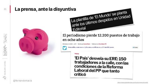 La prensa,ante la disyuntiva20 @fernandomacia https://www.grupobillingham.com/hucha-forma-de-cerdito