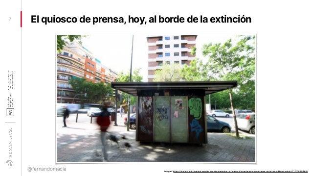 El quiosco de prensa,hoy,al borde de la extinción7 @fernandomacia Imagen: https://www.lainformacion.com/economia-negocios-...