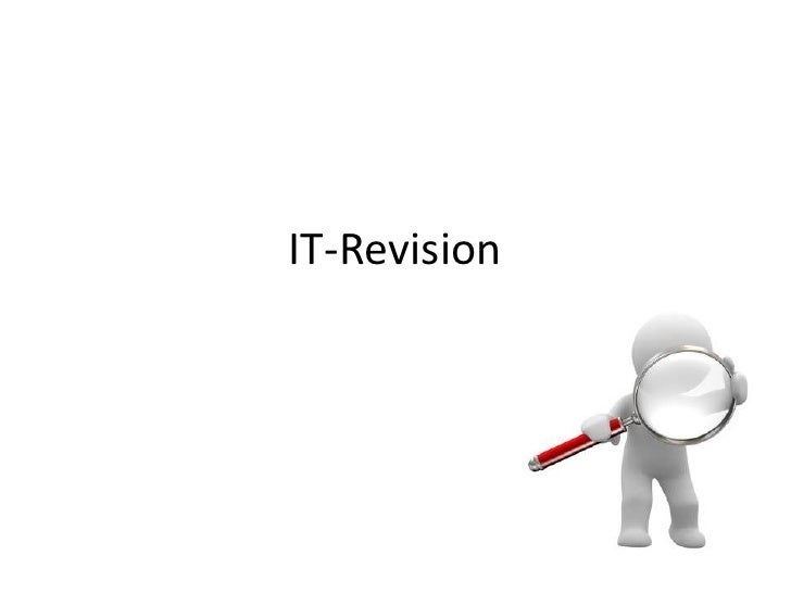IT-Revision<br />