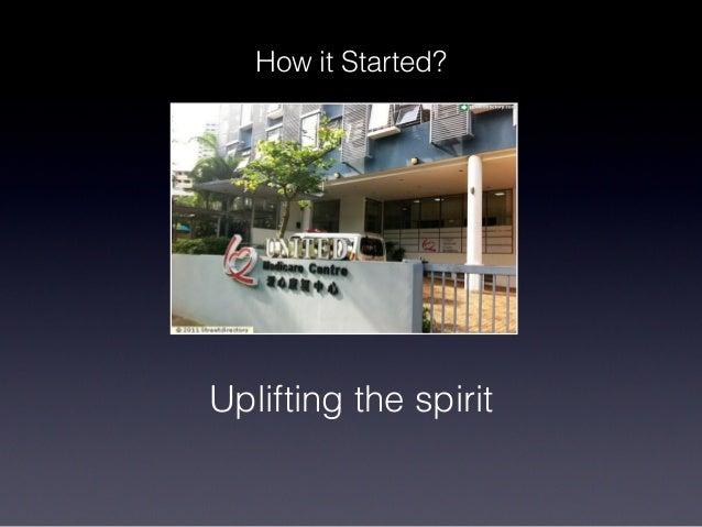 CNY Distribution of Oranges, Uplifting the spirit [@TPCTMC] Slide 3