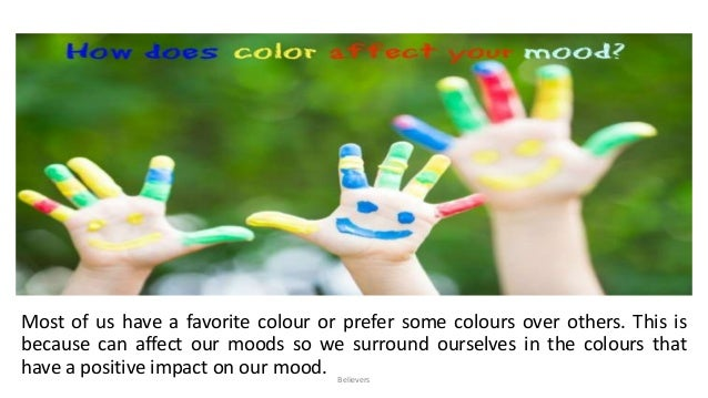What Colors Affect Mood how color affect communication