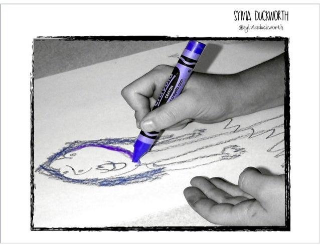 Three rules to sketchnoting Sylvia Duckworth