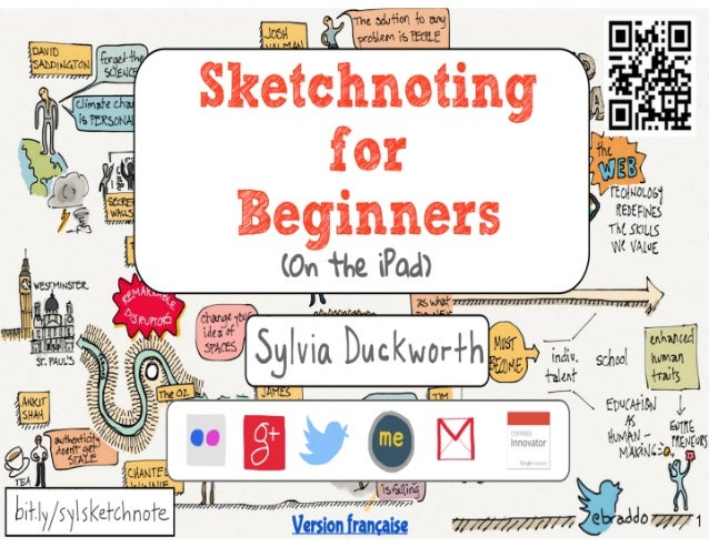 Three rules to _____________ Sylvia Duckworth
