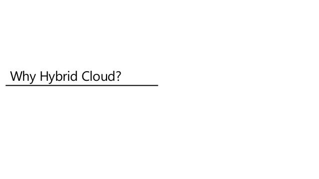 Empower Your Hybrid Cloud With Azure Stack Slide 3