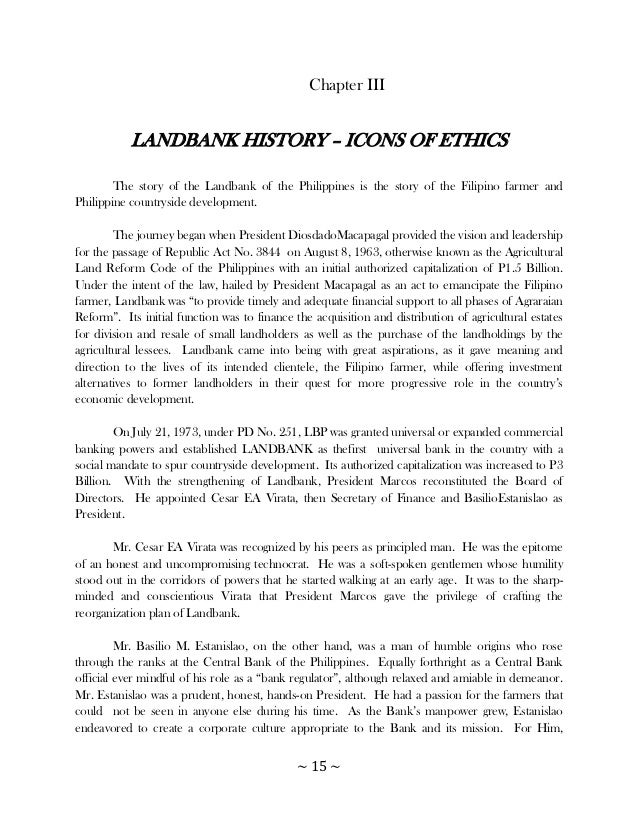 Speech ethics and example