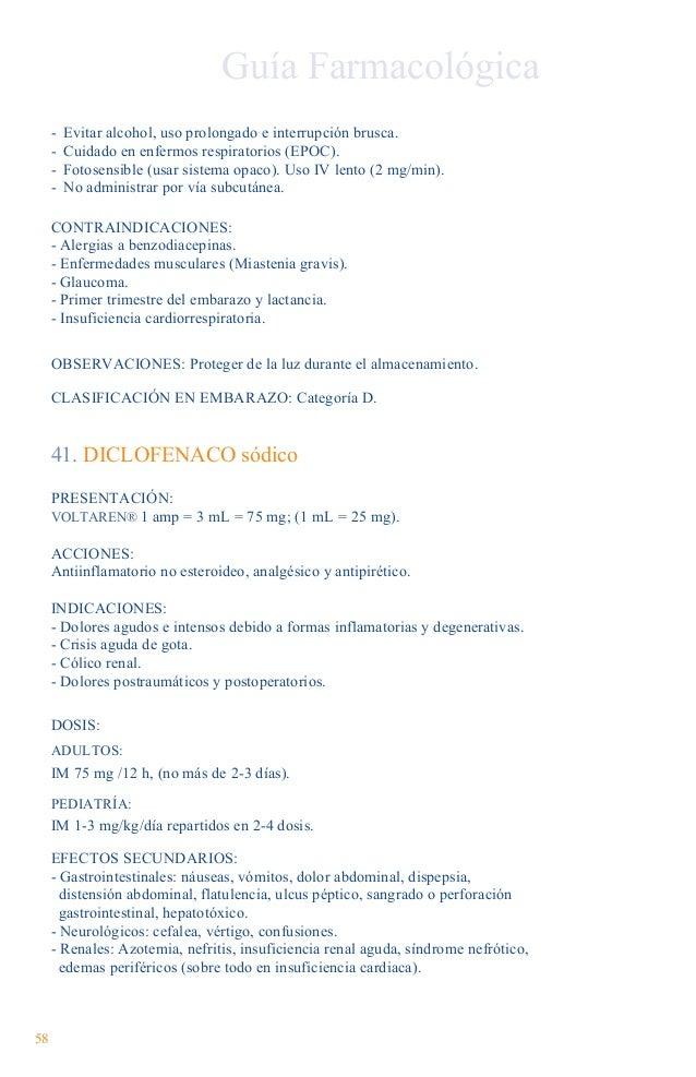 PRECAUCIONES: - Patología gastrointestinal. - Coagulopatías. - Insuficiencia renal. - No recomendado en enfermos con reten...