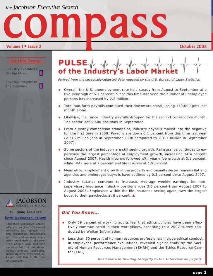 Volume 1       Issue 2                                                                                     October 2008   ...