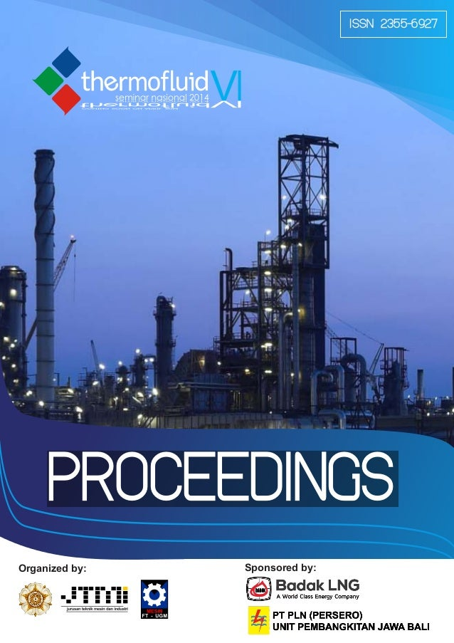 PROCEEDINGS ISSN 2355-6927 Organized by: Sponsored by: