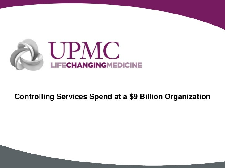 Controlling Services Spend at a $9 Billion Organization