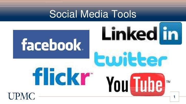Social Media Tools<br />