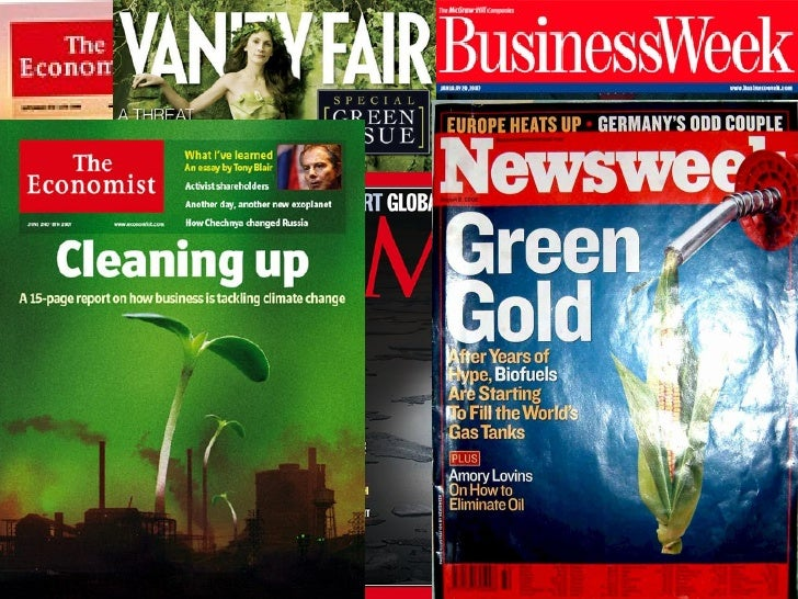 Energy, Climate Change, and Green are buzzwords?