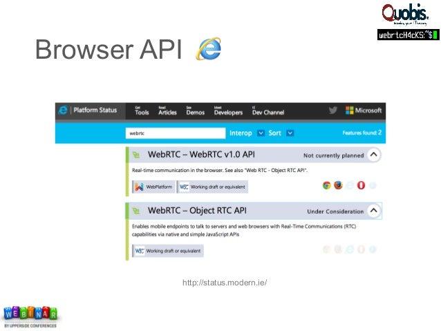Browser API