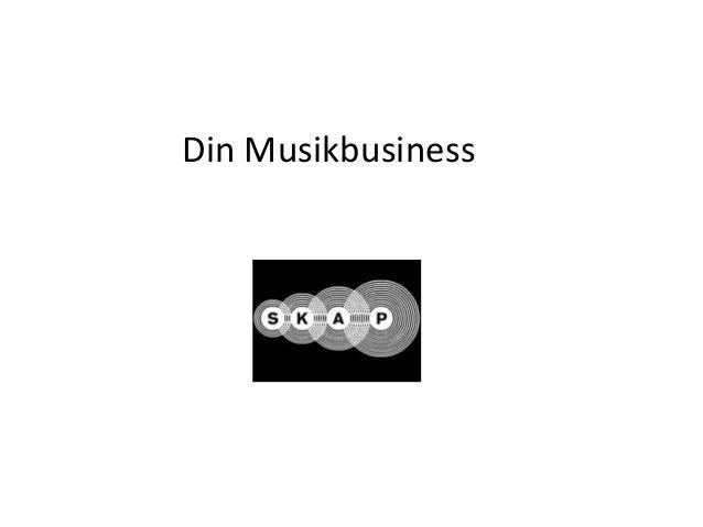 Din Musikbusiness