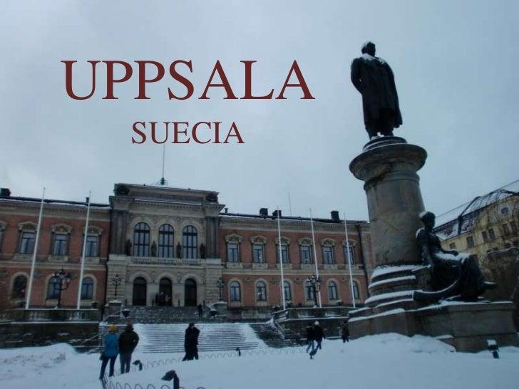 UPPSALA SUECIA