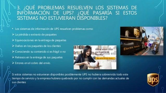 UPS Compite Globalmente con la Tecnología de La Información