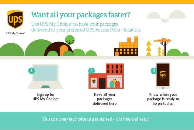 Ups Access Point Infographic